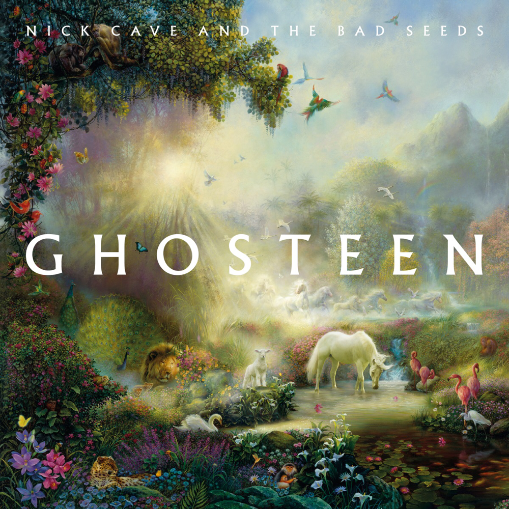 Ghosteen cover art